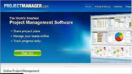 Gestiona tus proyectos con ProjectManager.com