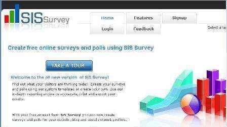 Crea encuestas para tu red social con SisSurvey
