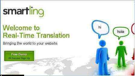Traduce tu sitio Web en tiempo real con Smartling.com