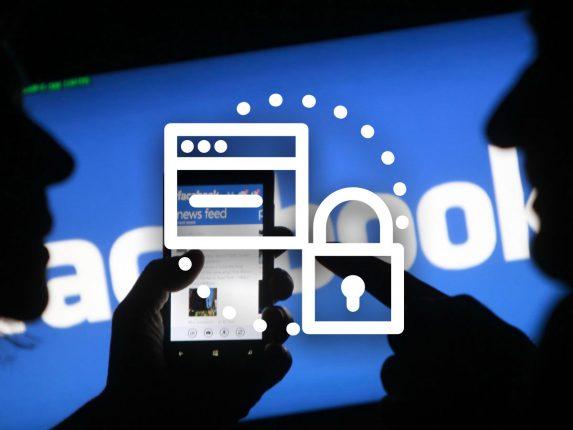 configuraciones privacidad facebook