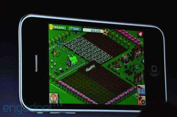 farmville para iphone