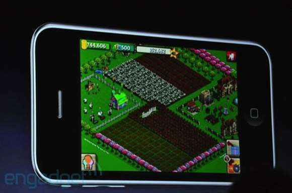 farmville para iphone