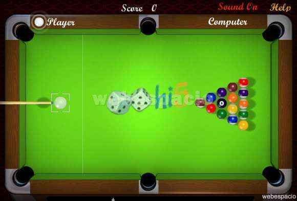 juego billar online en hi5