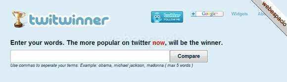 lo mas popular en twitter