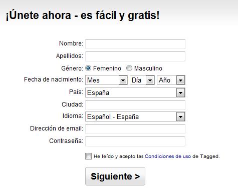 ficha tagged