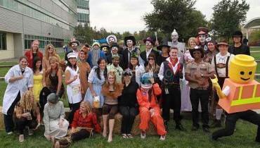 El saludo del equipo de Adsense por Halloween