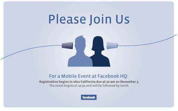 facebook evento moviles