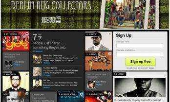 homepage myspace