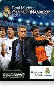 juego facebook real madrid fantasy manager 2011