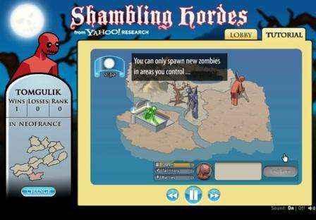 juego zombies yahoo