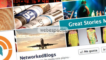 NetworkedBlogs app facebook