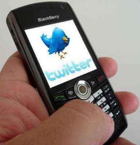 Twitter movil