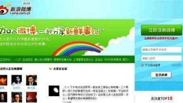 China Twitter Sina