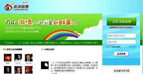 Weibo Sina Corp