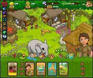 Wildlife refuge
