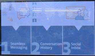 caracteristicas mensajeria facebook