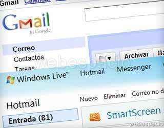 gmail o hotmail