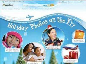 microsoft navidad fotos