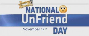 unfriend day