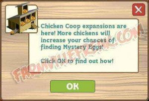 farmville chicken coop