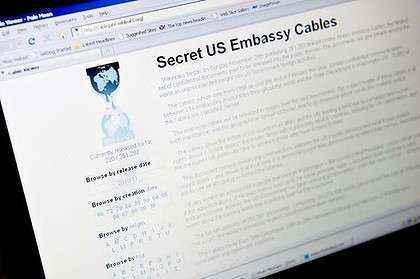 wikileaks documentos estadounidense