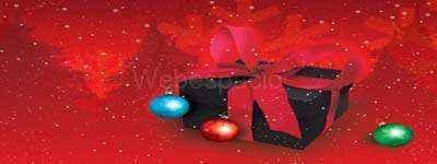 fondo de pantalla navidad roja