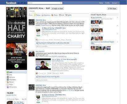 nueva pagina facebook