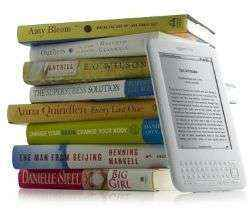 Kindle-libros