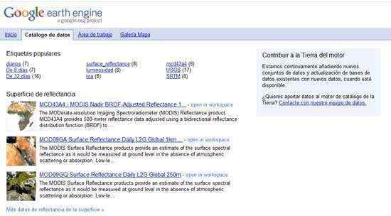 earth engine google