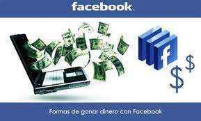 ganar dinero facebook