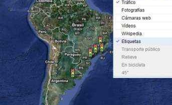 google-maps-controles