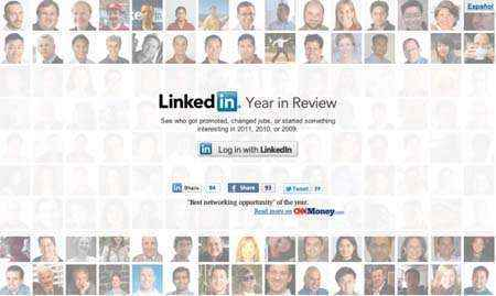 review in year linkedin