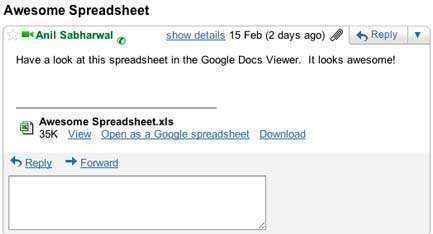 visor- google docs