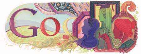 doodle dia mujer 2011