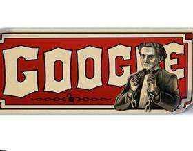 Doodle rinde homenaje a Houdini
