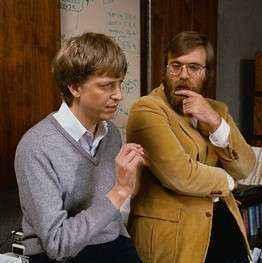 Polémico libro revela tensiones entre fundadores de Microsoft