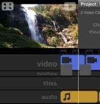 Lanzan Vimeo para iPhone con potente editor de video