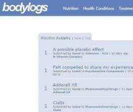 Bodylogs: compartir información sobre salud