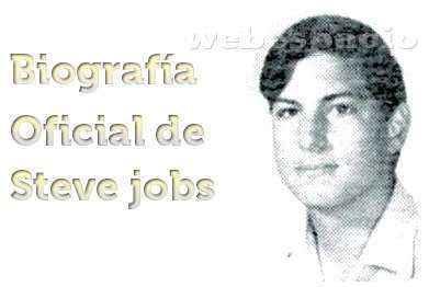 biografia oficial steve jobs