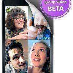 Videollamadas de grupo para Android con Fring