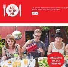 invitar a comer con EatWithMe