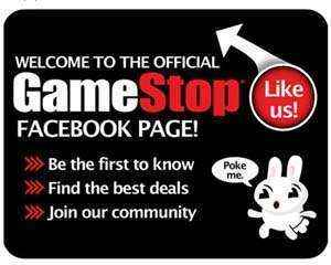 gamestop facebook