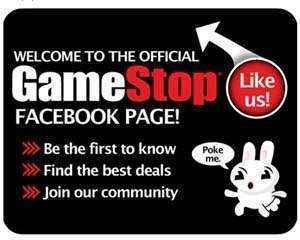 gamestop facebook