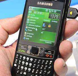 Smartphone Samsung dualcore con 4 GHz en 2012
