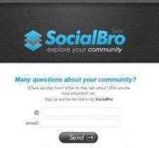 SocialBro: analizar y gestionar tus contactos de Twitter
