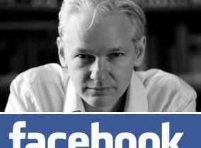 Assange-Facebook
