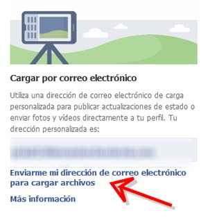 cargar videos a facebook desde móviles
