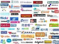 redes sociales mundo