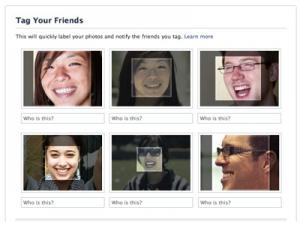 Etiquetado automático de Facebook
