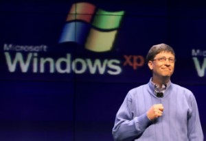 Bill gates y Windows